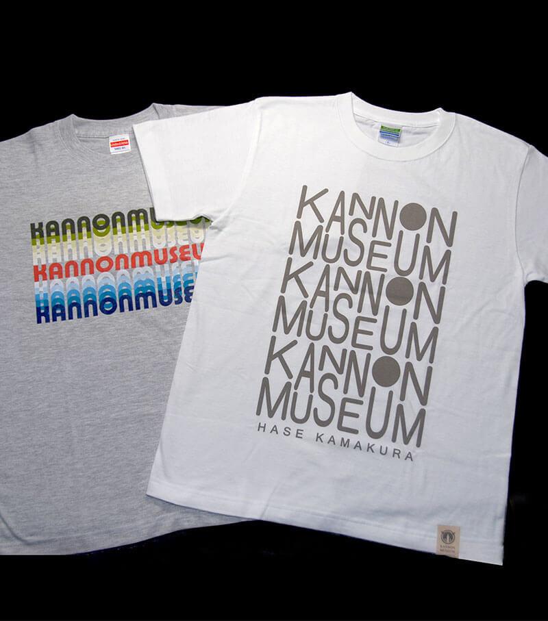 観音ミュージアム オリジナルTシャツ
