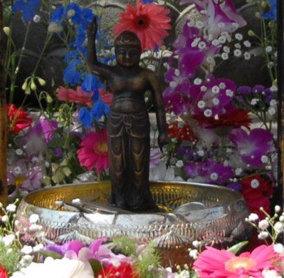 花祭り 釈迦