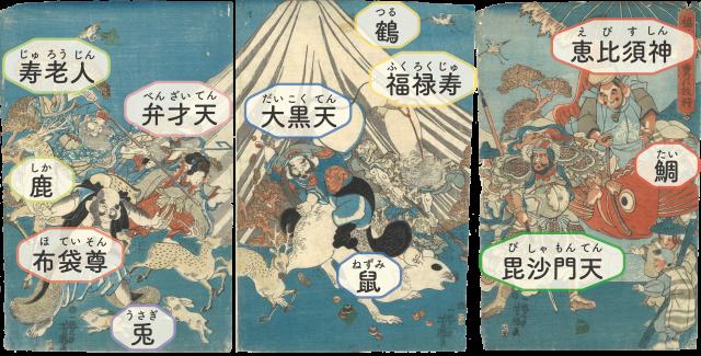 日本 の 神様 七福神 おめでたい七福神は日本の神様なのか? YAZIUP[ヤジアップ]